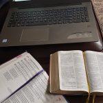 Bij de (digitale) morgendienst